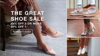 Macy's TV Spot, 'Lowest Prices of the Season: Sectional, Shoes and Fine Jewelry' - Thumbnail 4