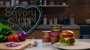 Bush's Baked Beans TV Spot, 'Savory Loves Sweet Hamburger: K6' - Thumbnail 4