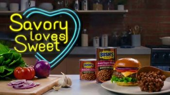 Bush's Baked Beans TV Spot, 'Savory Loves Sweet Hamburger: K6' - Thumbnail 6