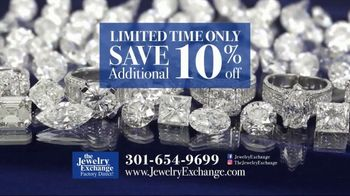 Jewelry Exchange TV Spot, 'Now More Than Ever: Save an Additional 10 Percent' - Thumbnail 6