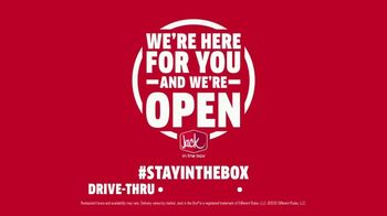 Jack in the Box TV Spot, 'We Are Here for You' - Thumbnail 8