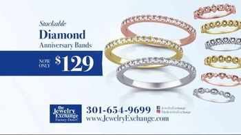 Jewelry Exchange TV Spot, 'Now More Than Ever: Anniversary Bands' - Thumbnail 3