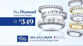 Jewelry Exchange TV Spot, 'Now More Than Ever: Anniversary Bands' - Thumbnail 4