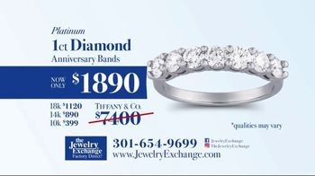 Jewelry Exchange TV Spot, 'Now More Than Ever: Anniversary Bands'