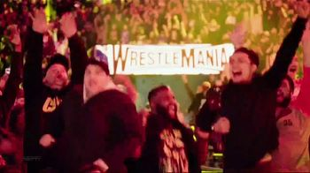 Wrestlemania TV Spot, 'Raw Women's Championship'