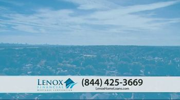 Lenox Financial Mortgage Fast Trac Loan TV Spot, 'Historic Lows'