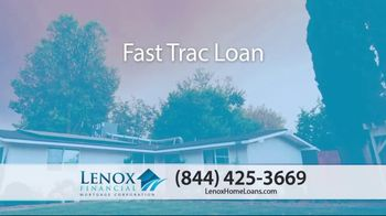 Lenox Financial Mortgage Fast Trac Loan TV Spot, 'Historic Lows' - Thumbnail 4