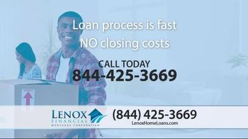 Lenox Financial Mortgage Fast Trac Loan TV Spot, 'Historic Lows' - Thumbnail 7