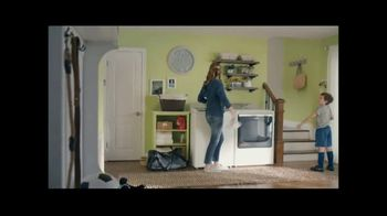 Lowe's TV Spot, 'Staying Home: Whirlpool White Load and Go Laundry Pair' - 1275 commercial airings