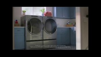 Lowe's TV Spot, 'Staying Home: Whirlpool White Load and Go Laundry Pair' - Thumbnail 7