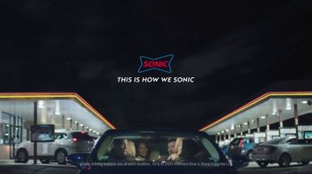 Sonic Drive-In TV Spot, 'Far Apart: Newest Day' Song by Sufjan Stevens - Thumbnail 8