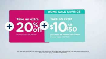 Kohl's Home Sale TV Spot, 'Memories' - Thumbnail 8