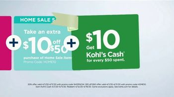Kohl's Home Sale TV Spot, 'Memories' - Thumbnail 9