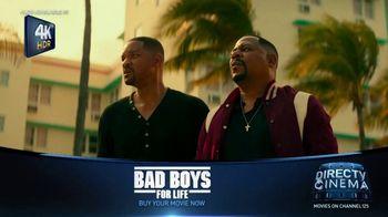 DIRECTV Cinema TV Spot, 'Bad Boys for Life' - Thumbnail 1