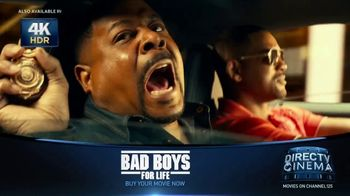 DIRECTV Cinema TV Spot, 'Bad Boys for Life'