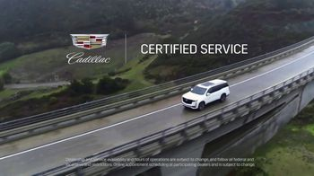 Cadillac TV Spot, 'We Have Your Back' [T1]
