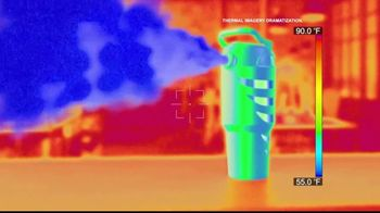Sharper Image Breeze Blast TV Spot, 'Nowhere to Hide From the Heat' - Thumbnail 3