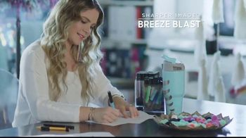 Sharper Image Breeze Blast TV Spot, 'Nowhere to Hide From the Heat'