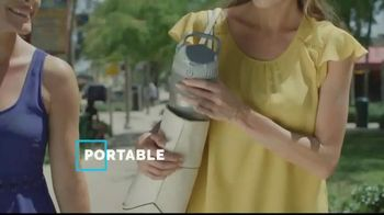 Sharper Image Breeze Blast TV Spot, 'Nowhere to Hide From the Heat' - Thumbnail 7