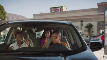 Sonic Drive-In Sweet 'n' Tangy Bacon Slinger TV Spot, 'It All Comes Together'