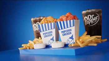 Jack in the Box Popcorn Chicken Combos TV Spot, 'When Drama Pops Off' - Thumbnail 8