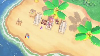 Animal Crossing: New Horizons TV Spot, 'Ticket to Your Own Paradise'