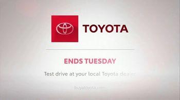 Toyota Ready Set Go! TV Spot, 'Imagine Yourself: Enough' [T2] - Thumbnail 7
