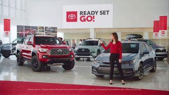 Toyota Ready Set Go! TV Spot, 'Imagine Yourself: Enough' [T2] - Thumbnail 2