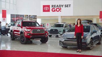 Toyota Ready Set Go! TV Spot, 'Imagine Yourself: Enough' [T2] - Thumbnail 3
