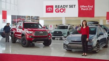Toyota Ready Set Go! TV Spot, 'Imagine Yourself: Enough' [T2] - Thumbnail 4