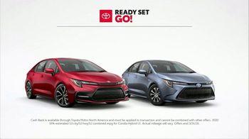 Toyota Ready Set Go! TV Spot, 'Imagine Yourself: Enough' [T2] - Thumbnail 5