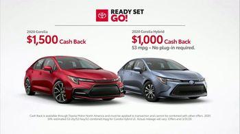Toyota Ready Set Go! TV Spot, 'Imagine Yourself: Enough' [T2] - Thumbnail 6