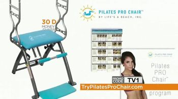 Pilates Pro Chair MAX TV Spot, 'Lift, Firm, Sculpt and Burn' Featuring Tracey Bregman - Thumbnail 9
