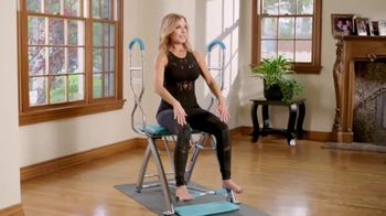Pilates Pro Chair MAX TV Spot, 'Lift, Firm, Sculpt and Burn' Featuring Tracey Bregman