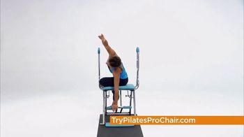 Pilates Pro Chair MAX TV Spot, 'Lift, Firm, Sculpt and Burn' Featuring Tracey Bregman - Thumbnail 2