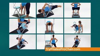 Pilates Pro Chair MAX TV Spot, 'Lift, Firm, Sculpt and Burn' Featuring Tracey Bregman - Thumbnail 6