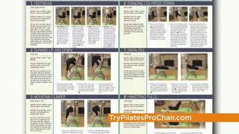 Pilates Pro Chair MAX TV Spot, 'Lift, Firm, Sculpt and Burn' Featuring Tracey Bregman - Thumbnail 8