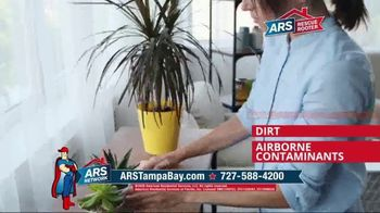 ARS Rescue Rooter TV Spot, 'Reduce Bacteria Concerns' - Thumbnail 2