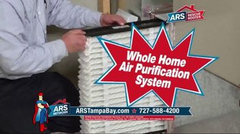 ARS Rescue Rooter TV Spot, 'Reduce Bacteria Concerns' - Thumbnail 3