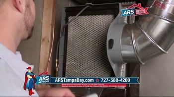 ARS Rescue Rooter TV Spot, 'Reduce Bacteria Concerns' - Thumbnail 4