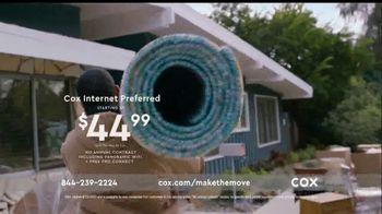 Cox Internet Preferred TV Spot, 'Make the Move: $44.99' - Thumbnail 2