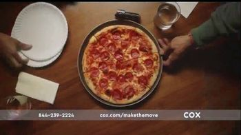 Cox Internet Preferred TV Spot, 'Make the Move: $44.99'
