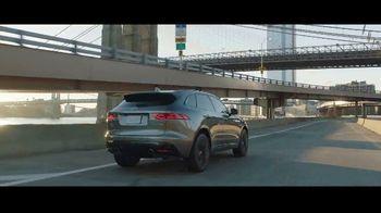 Jaguar F-PACE TV Spot, 'Julia & Aaron' [T2] - Thumbnail 7