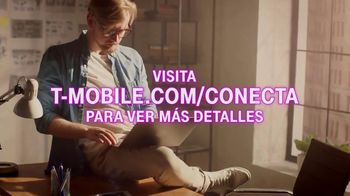 T-Mobile Connect TV Spot, 'Dar un gran paso' [Spanish] - Thumbnail 7