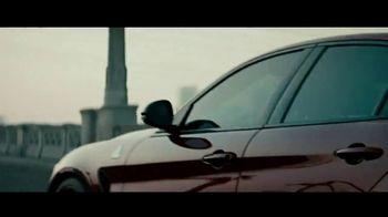 2020 Alfa Romeo Giulia TV Spot, 'Type A: Giulia' Featuring Alexander Skarsgård [T1]