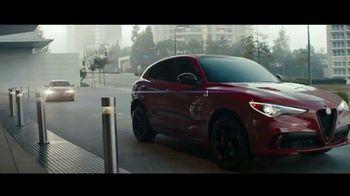 2020 Alfa Romeo Giulia TV Spot, 'Type A: Giulia' Featuring Alexander Skarsgård [T1] - Thumbnail 6