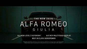 2020 Alfa Romeo Giulia TV Spot, 'Type A: Giulia' Featuring Alexander Skarsgård [T1] - Thumbnail 9
