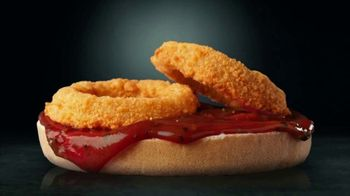 Hardee's 2 for $5 Mix and Match TV Spot, 'Charbroiled Burger Game' - Thumbnail 5