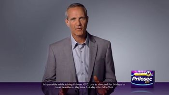 Prilosec OTC TV Spot, 'How Prilosec OTC Provides 24-Hour Heartburn Protection, With One Pill a Day' - Thumbnail 2