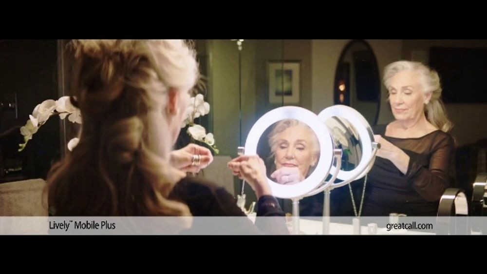 GreatCall Lively Mobile Plus TV Commercial, 'My Mom'